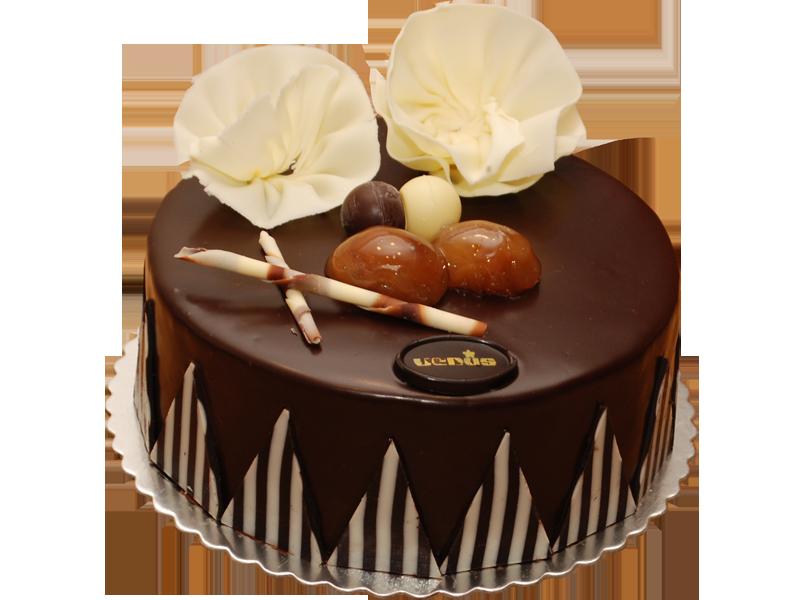çikolatalı pasta